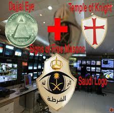 Logo Saudi Zionis