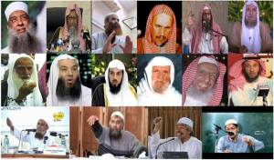 Tokoh para pengikut Zionis Wahabis yg berkedok Muslim